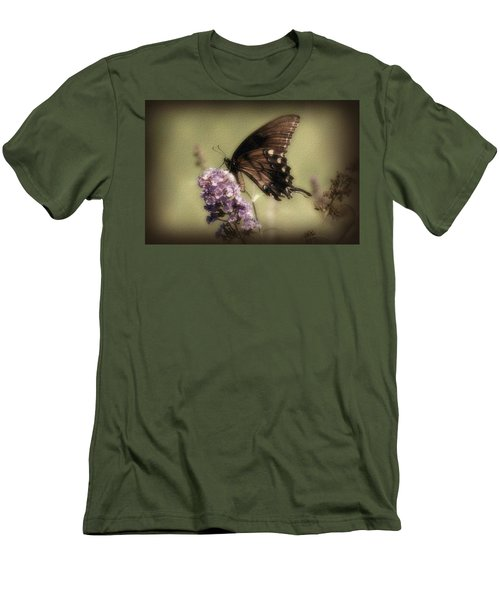 Brown And Beautiful Men's T-Shirt (Athletic Fit)