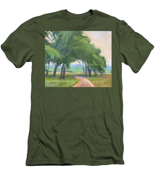 Bruce Vento Nature Sanctuary Men's T-Shirt (Athletic Fit)
