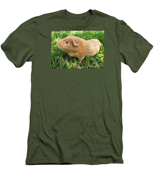 Brutus Men's T-Shirt (Slim Fit) by Joy Hardee