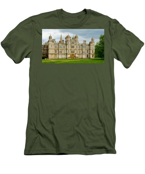 Burghley House Men's T-Shirt (Athletic Fit)