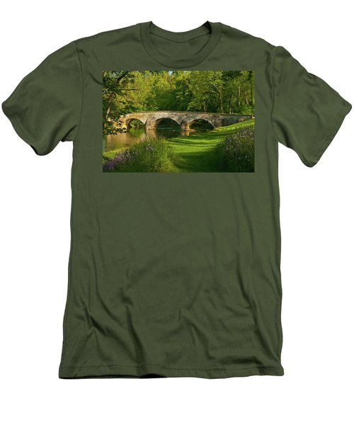 Burnside Bridge Men's T-Shirt (Athletic Fit)