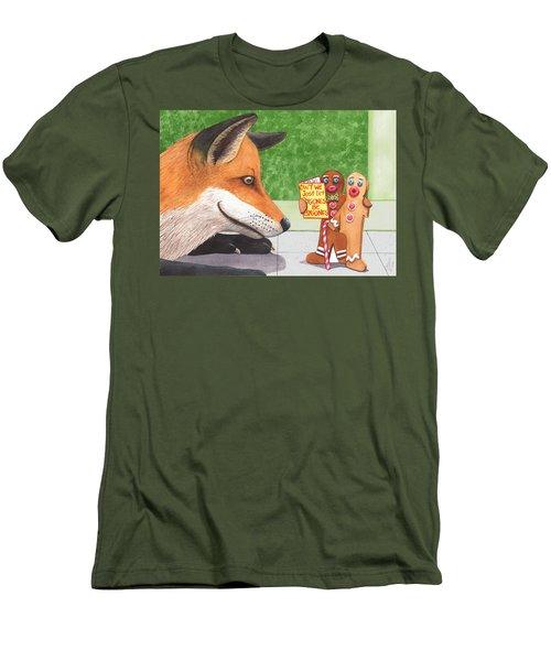 Bygones Men's T-Shirt (Athletic Fit)