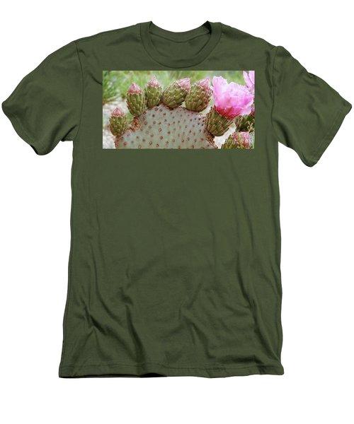 Cactus Toes Men's T-Shirt (Slim Fit)