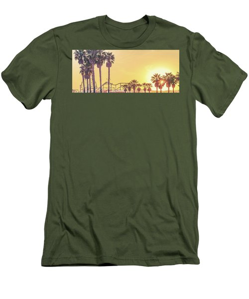 Cali Vibes Men's T-Shirt (Athletic Fit)