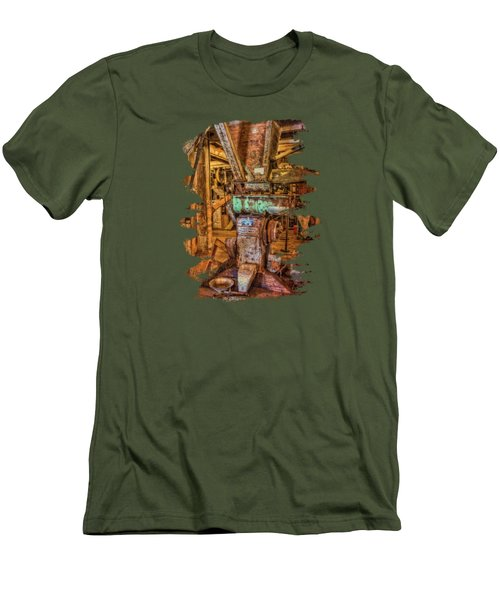 California Pellet Mill Co Men's T-Shirt (Athletic Fit)