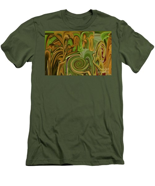 Camo Men's T-Shirt (Athletic Fit)