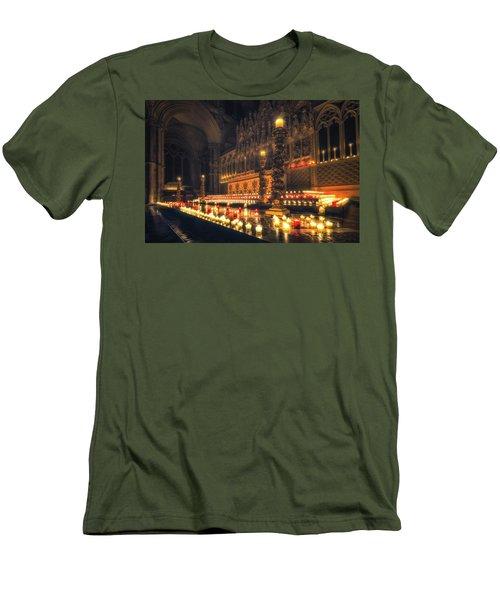 Candlemas - Altar Men's T-Shirt (Athletic Fit)