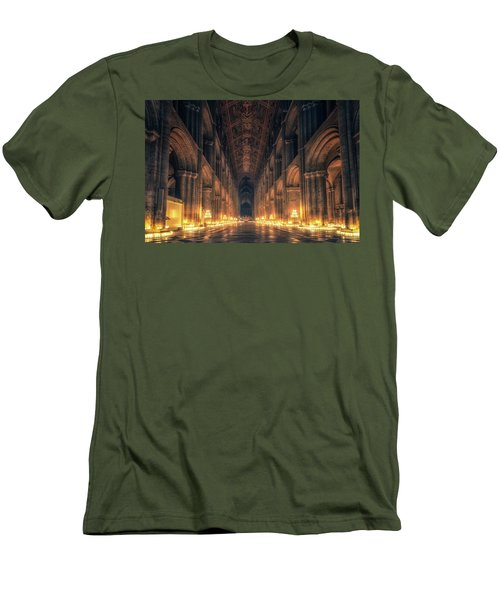 Candlemas - Nave Men's T-Shirt (Athletic Fit)