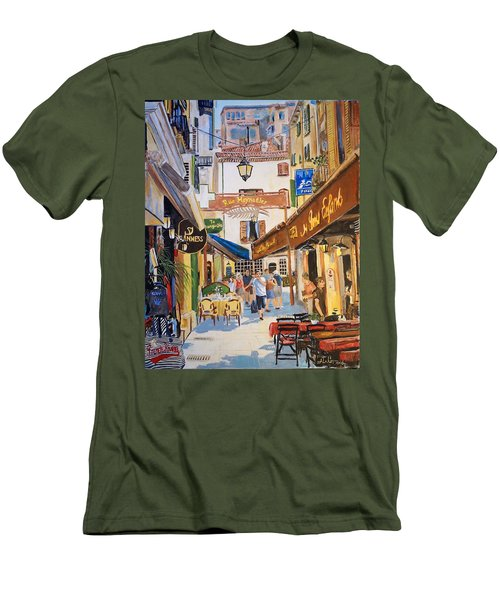 Cannes Men's T-Shirt (Athletic Fit)