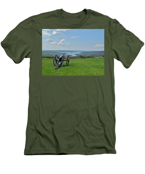 Cannons Ready Men's T-Shirt (Athletic Fit)