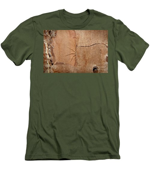 Can't See Me Men's T-Shirt (Slim Fit) by Lynda Dawson-Youngclaus