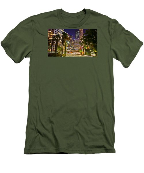 Captive In The City Light Embrace Men's T-Shirt (Athletic Fit)