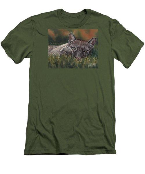 Carez...i Has None Men's T-Shirt (Athletic Fit)