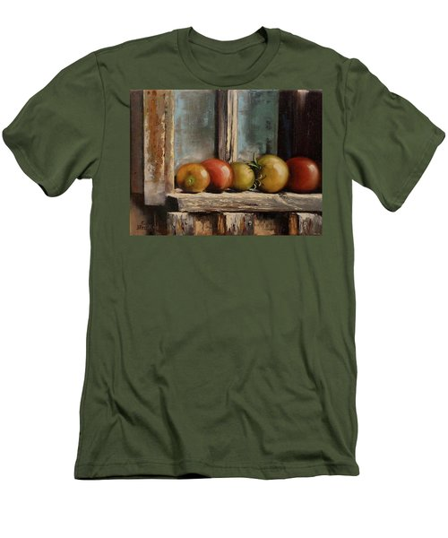 Catching Summer Rays Men's T-Shirt (Athletic Fit)
