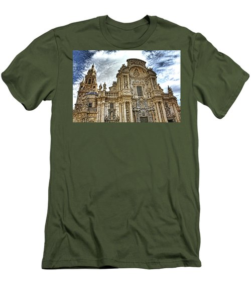 Catedral De Murcia Men's T-Shirt (Athletic Fit)