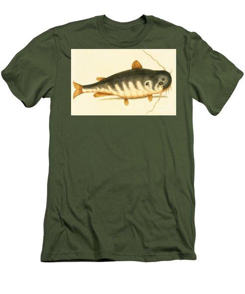 Catfish Men's T-Shirt (Athletic Fit)