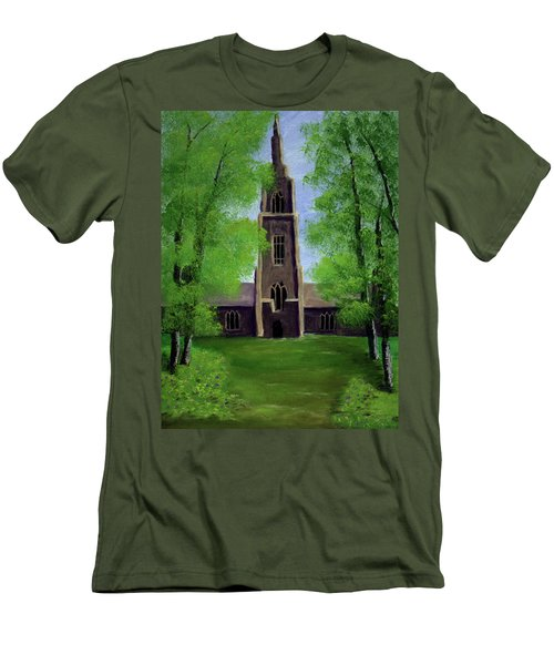 Cathedral Men's T-Shirt (Slim Fit)