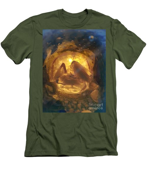 Cavern Light Men's T-Shirt (Athletic Fit)
