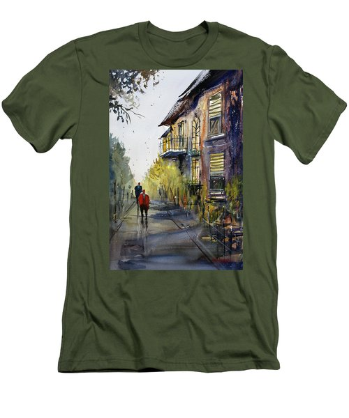 Cedarburg Shadows Men's T-Shirt (Athletic Fit)