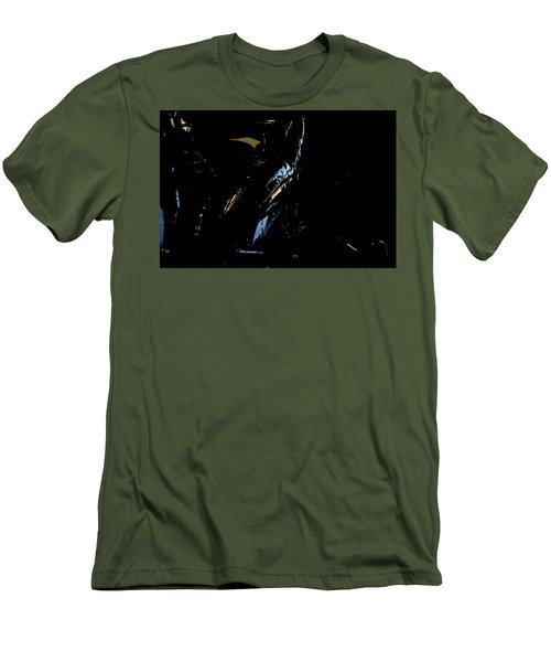 Men's T-Shirt (Athletic Fit) featuring the photograph Cessna Views I by Paul Job