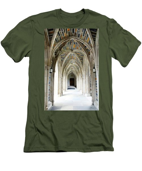 Chapel Archway Men's T-Shirt (Athletic Fit)