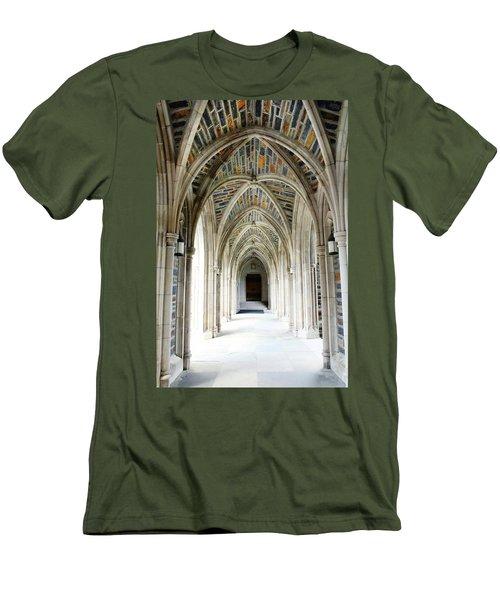Chapel Archway Men's T-Shirt (Athletic Fit)
