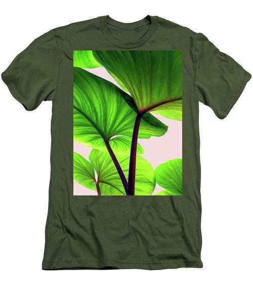 Charming Sequence Men's T-Shirt (Slim Fit) by Uma Gokhale