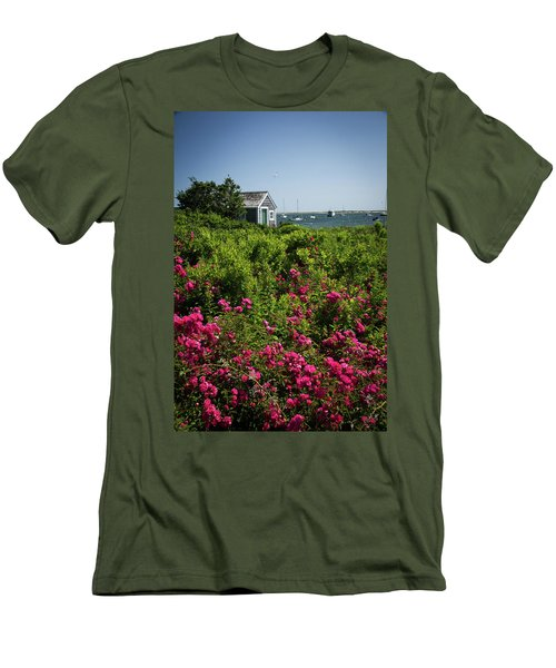 Chatham Boathouse Men's T-Shirt (Athletic Fit)