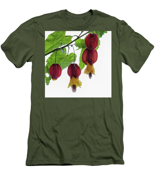 Chinese Lantern 4 Men's T-Shirt (Athletic Fit)