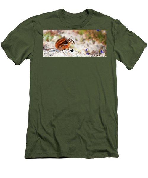 Chipper Men's T-Shirt (Athletic Fit)