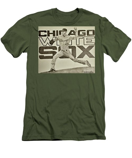 Chris Sale Men's T-Shirt (Athletic Fit)