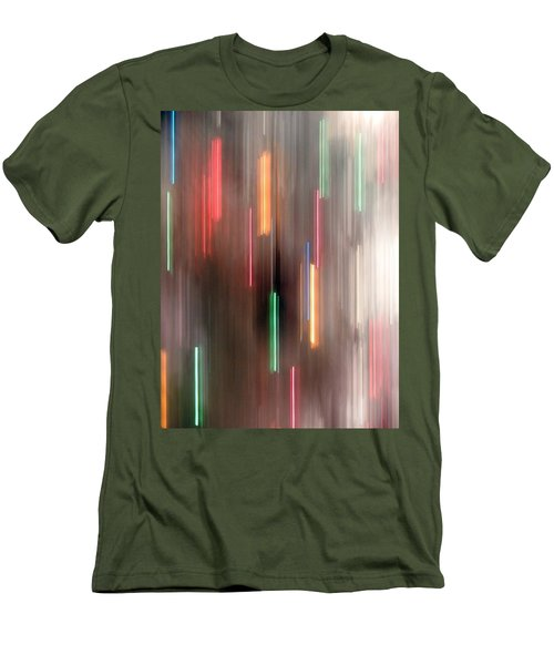 Christmas Season Men's T-Shirt (Slim Fit) by Allen Beilschmidt