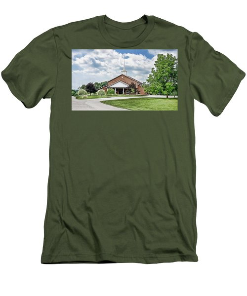 Church On Coldwater Men's T-Shirt (Athletic Fit)