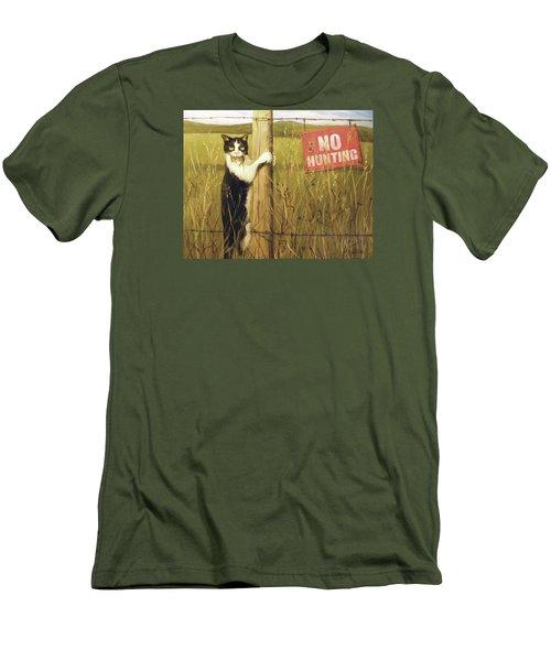 Civil Disobediance Men's T-Shirt (Athletic Fit)