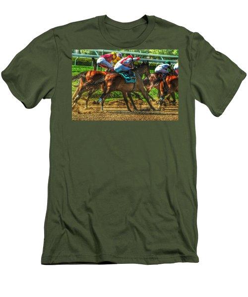 Close Quarters Men's T-Shirt (Athletic Fit)