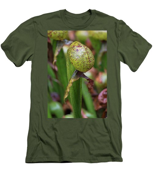 Cobra Lily Men's T-Shirt (Athletic Fit)