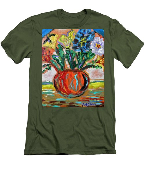 Color Everywhere Men's T-Shirt (Athletic Fit)