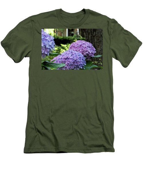 Color Of Summer Men's T-Shirt (Athletic Fit)