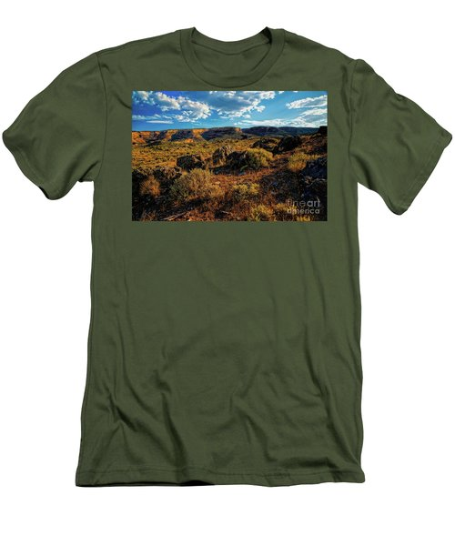 Colorado Summer Evening Men's T-Shirt (Athletic Fit)