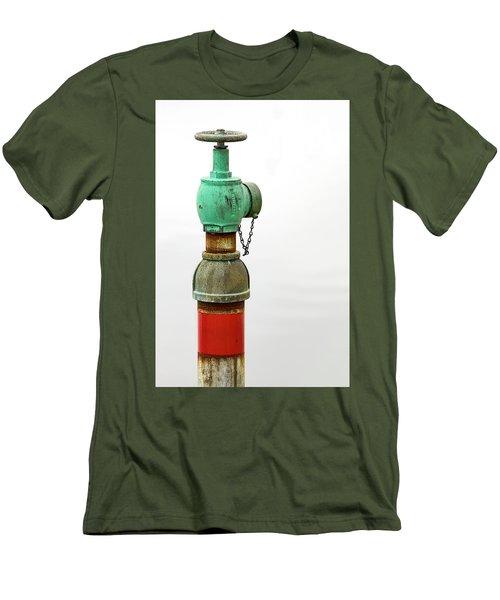Colorful Valve Men's T-Shirt (Athletic Fit)