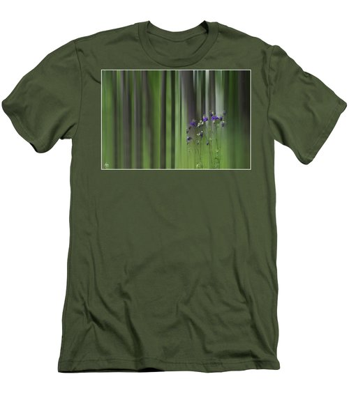 Columbine Spring Men's T-Shirt (Athletic Fit)