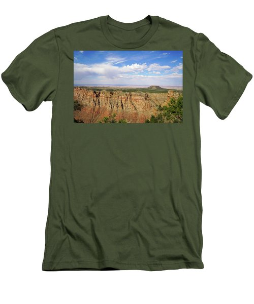Coming To The End Men's T-Shirt (Athletic Fit)