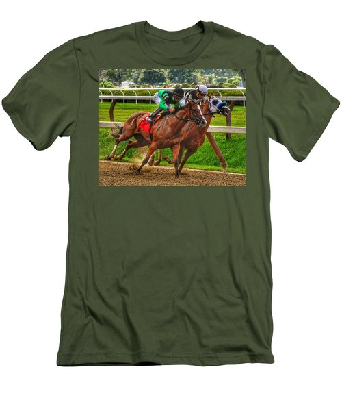 Competing Men's T-Shirt (Athletic Fit)
