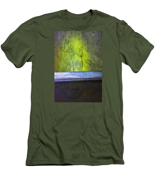 Concrete Love Men's T-Shirt (Slim Fit) by Raymond Kunst