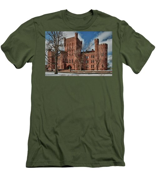 Connecticut Street Armory 3997a Men's T-Shirt (Athletic Fit)