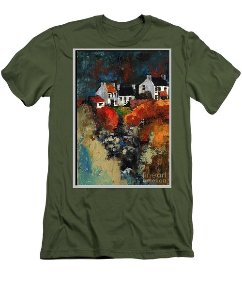 Connemara Colours Men's T-Shirt (Athletic Fit)