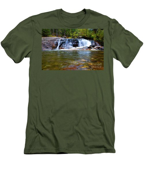 Copeland Falls Men's T-Shirt (Athletic Fit)