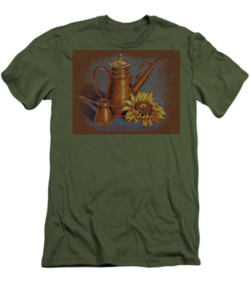 Copper Kettle Men's T-Shirt (Athletic Fit)