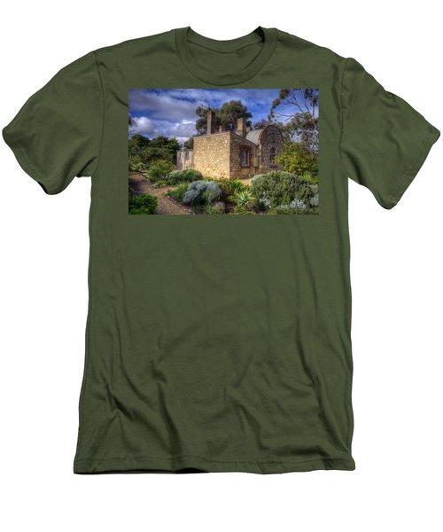 Cottage Men's T-Shirt (Athletic Fit)