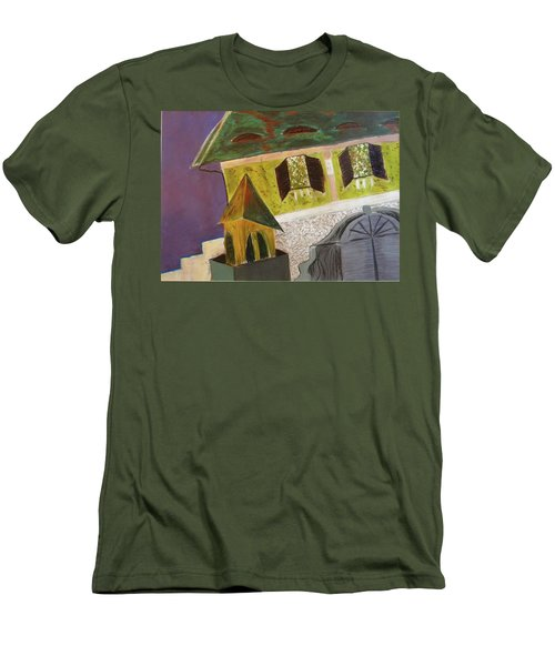 Country House Men's T-Shirt (Slim Fit)